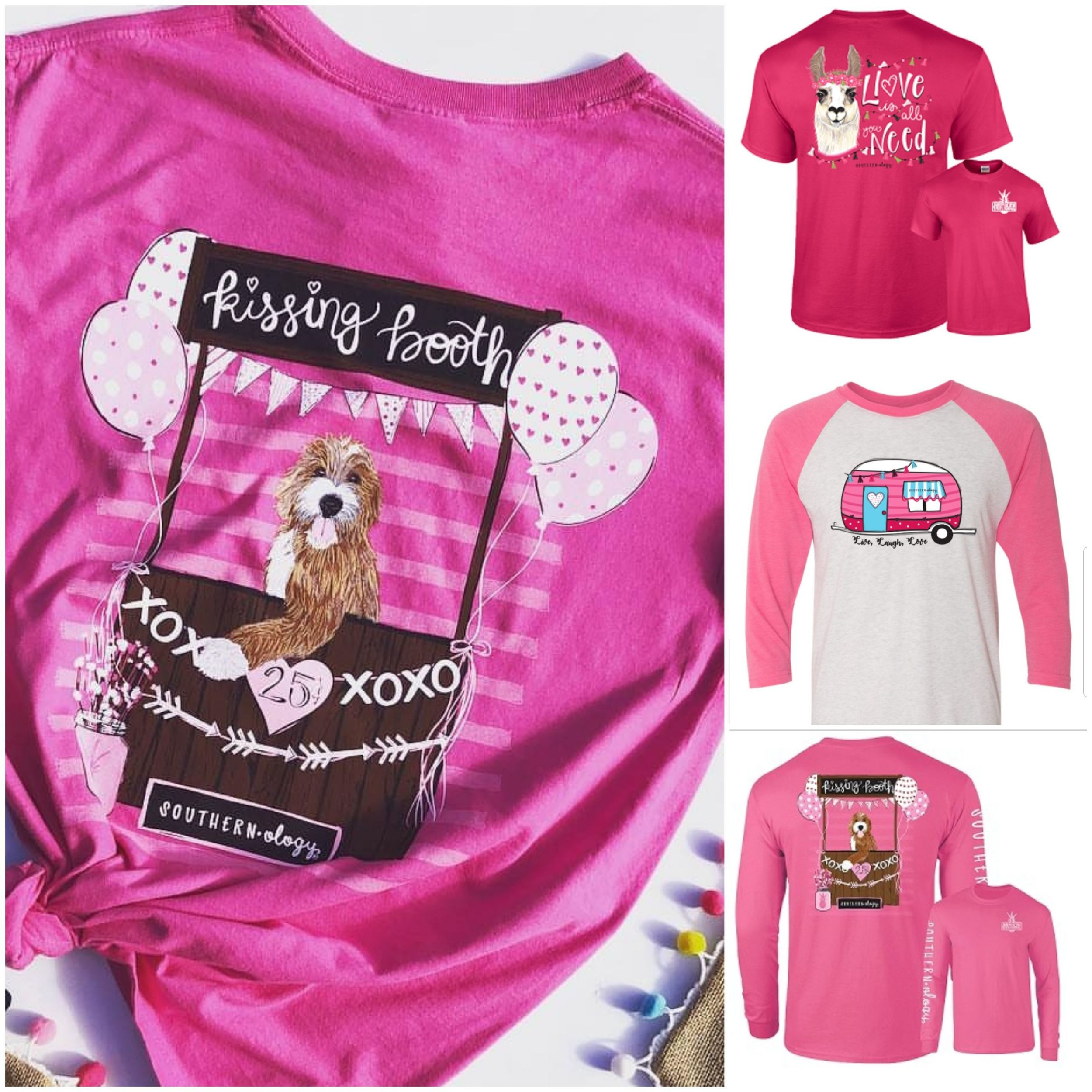 Southernology Valentine Tees thumbnail