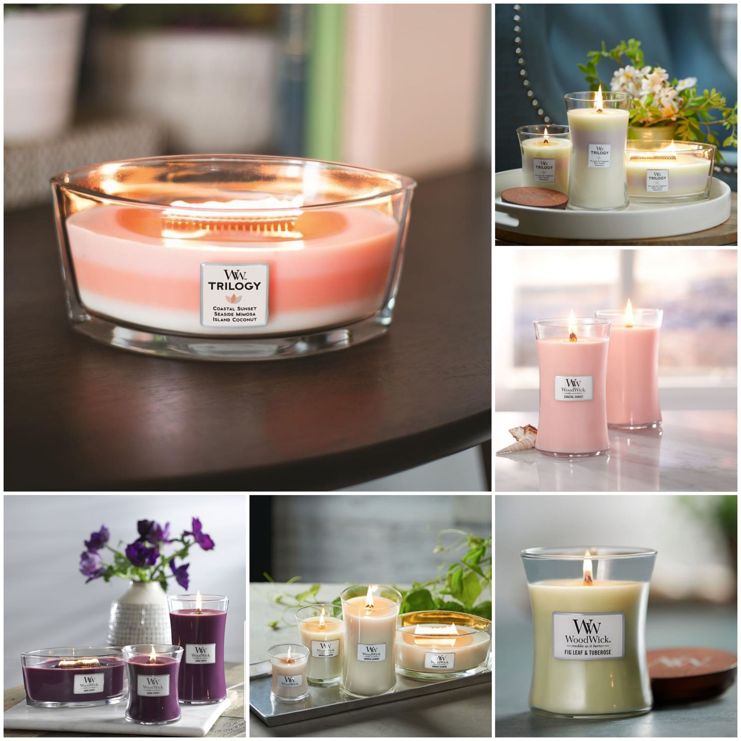 WoodWick New Spring Candles thumbnail