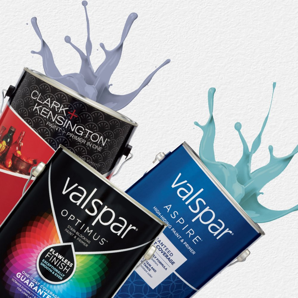 It's our biggest paint sale of the year! Buy one, get one FREE on all gallons of Clark+Kensington, Valspar Aspire or Valspar Optimus! thumbnail