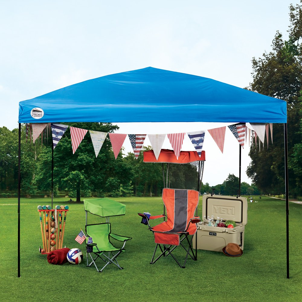Get a little shade with this 10×10 Pop-Up Instant Canopy for only $59.99! * Offer valid from June 26th through July 31st. thumbnail