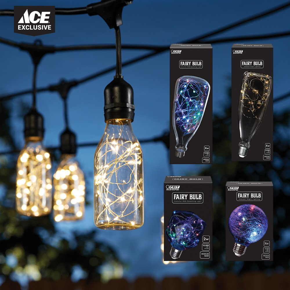 Light up your backyard! Buy these LED Fairy Bulbs for $7.99.  *Offer valid from June 26th through July 31st thumbnail