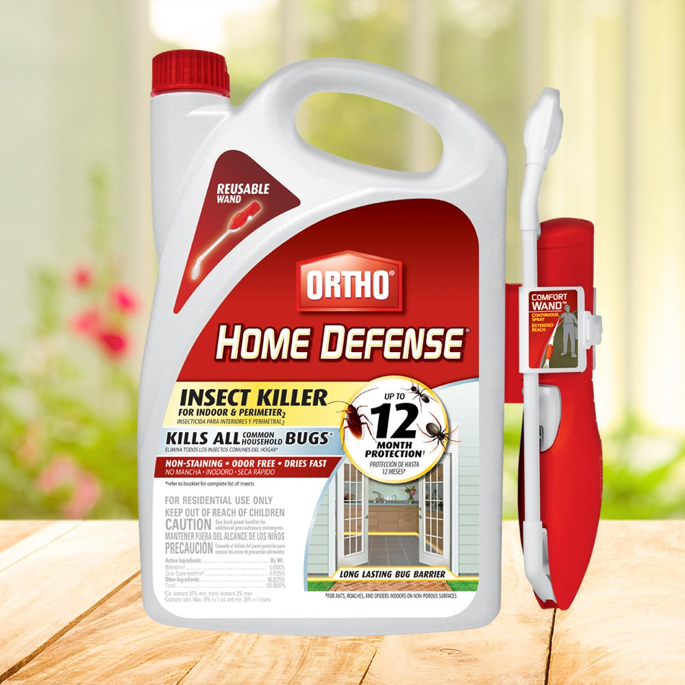 Defend your home from bites and stings! Ace Rewards Members save $3 on Ortho Home Defense Insect Killer for Indoor & Perimeter (1.1 Gal.) * Limit 2, offer valid  from June 26th through July 31st. thumbnail
