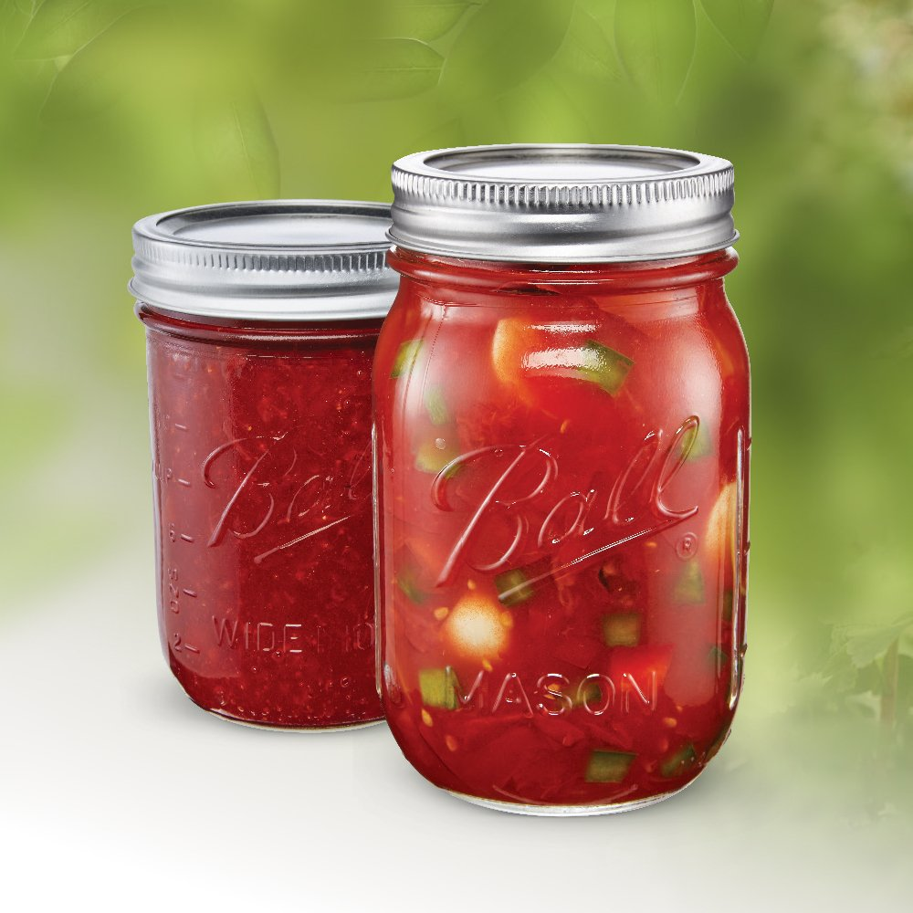 Make your garden vegetables last all year with Ball Wide Mouth Jars on sale at Ace. *Offer valid on select SKUs and at participating locations from August 1st through August 27th. thumbnail