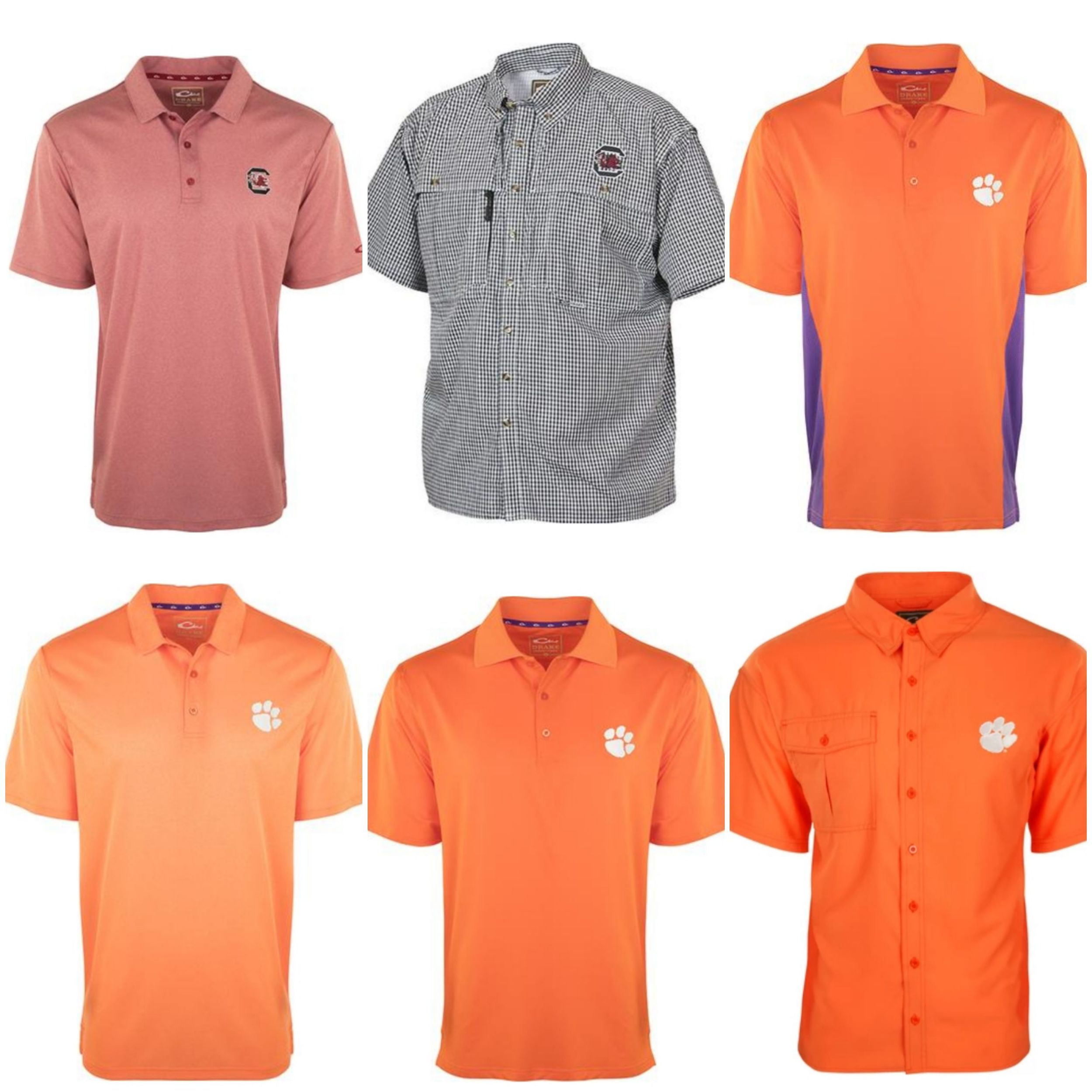 DRAKE Collegiate Apparel, Cheer your team on to Victory in Comfort and Style. thumbnail