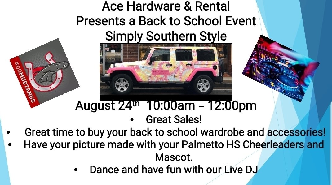 Simply Southern Back to School Event! thumbnail