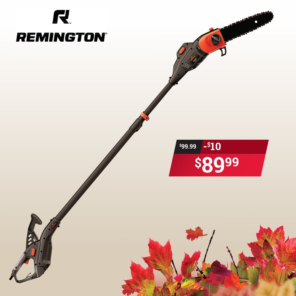 Ace Reward Members save $10 on this Remington Convertible Electric Saw. *Limit 1, Sale ends October 28th thumbnail