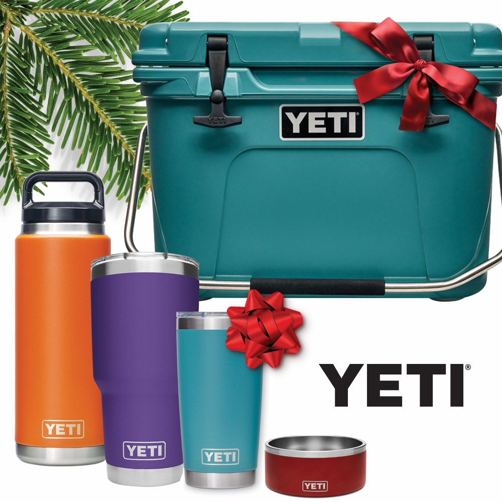 We are your YETI gift headquarters! Stop in and check out our selection! thumbnail