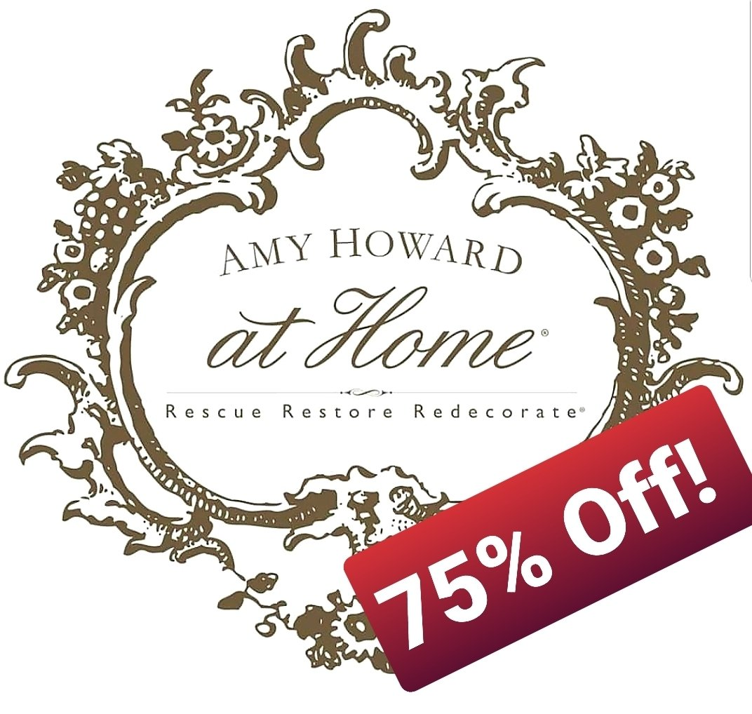 All Amy Howard Paint and Products 75% Off! thumbnail