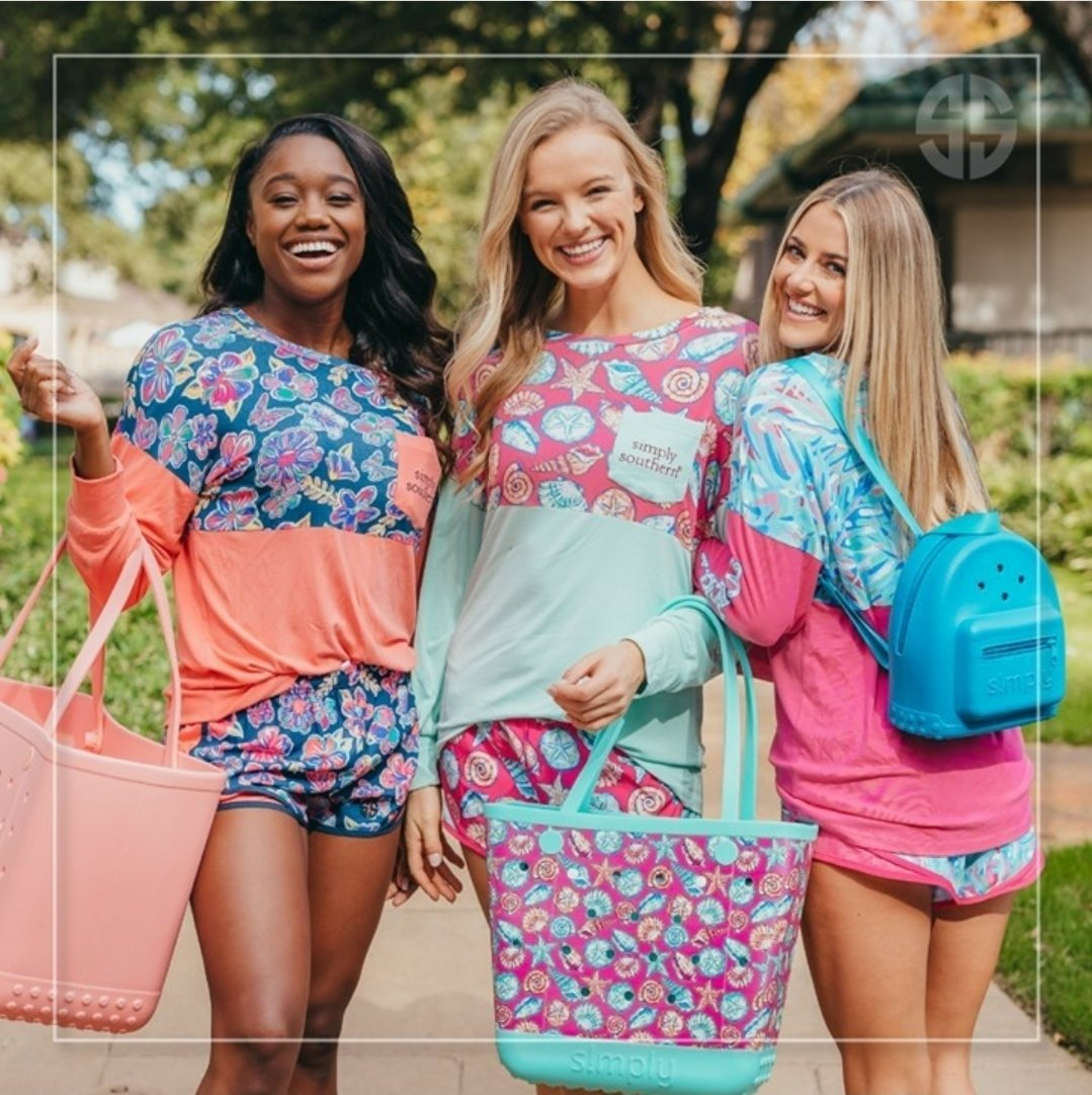 The Simply Southern Spring and Summer collection has arrived in Williamston! Come Shop with us! thumbnail