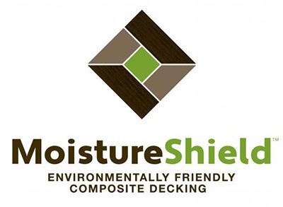 MoistureShield Environmentally Friendly Composite Decking