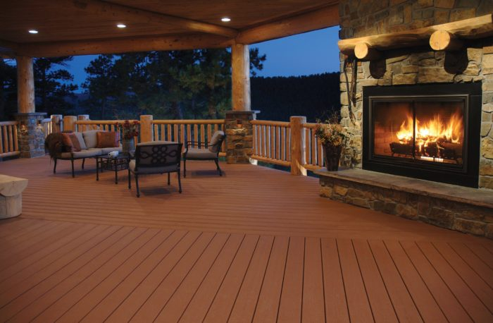 Decking And Railing Moore Lumber