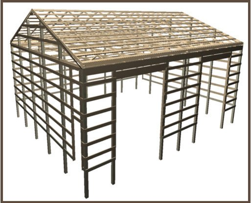 Pole Barns and Garages | Moore Lumber