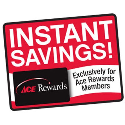 Ace Instant Savings logo