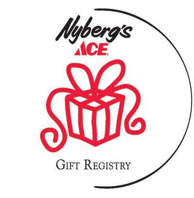 Nyberg's Gift Registry