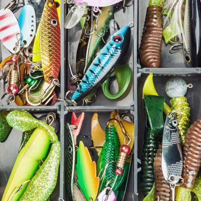 Fishing Lures & Accessories image