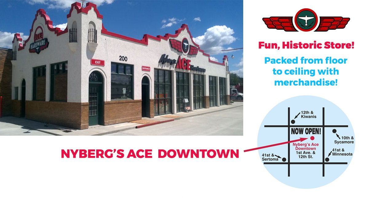 Nyberg S Ace Ace Hardware In Sioux Falls Sd