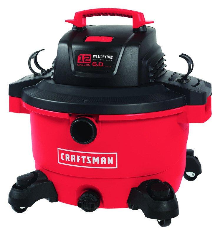 Craftsman 12 Gallon Wet/Dry Vac thumbnail