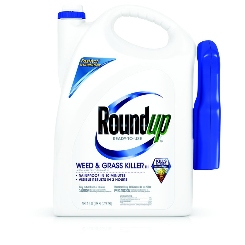 Round-Up Ready to Use Weed & Grass Killer, Gallon