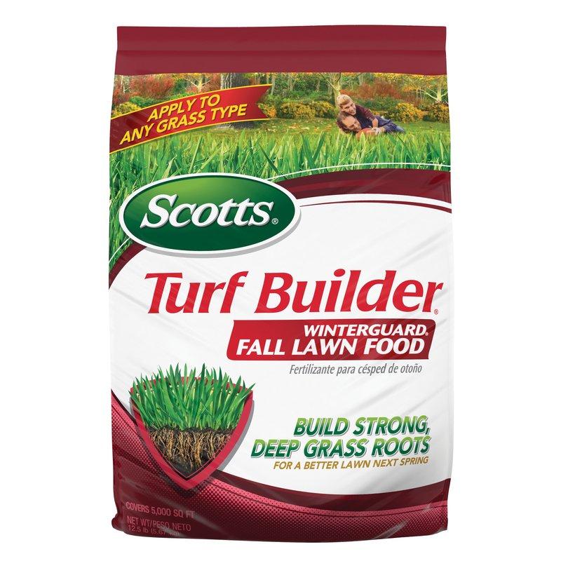 Scotts Turf Builder Winterguard Fall Lawn Food, 5M