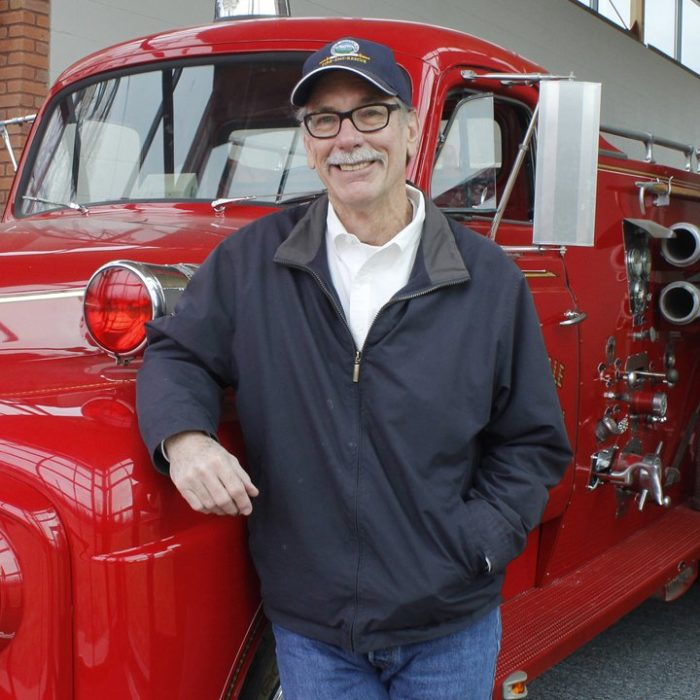 Leach's legacy and 40 years of firefighting thumbnail