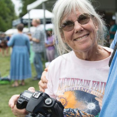 Longtime Sun photographer tells her story as she prepares for the next adventure thumbnail