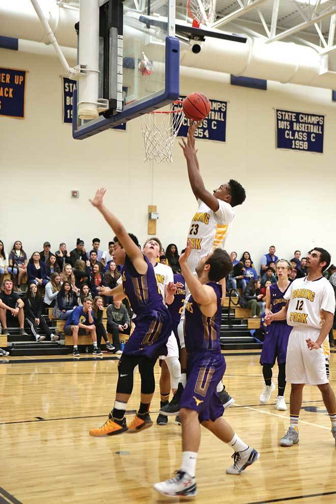 Rams rock Longhorns in back-to-back basketball victories thumbnail