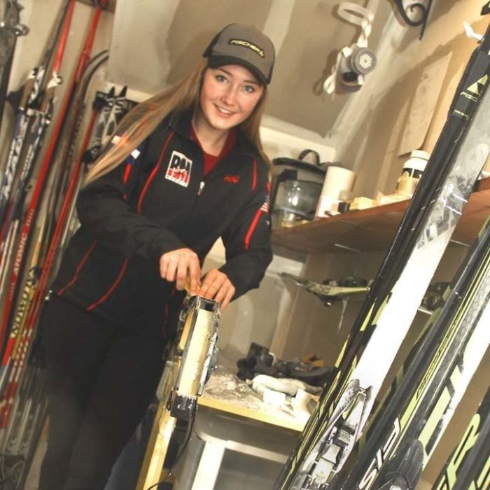 Skiing a year-round sport for local teen thumbnail