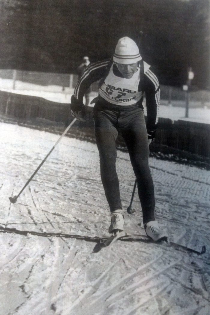 Pages of the Past: Local shoots and skis his way to the Olympics thumbnail