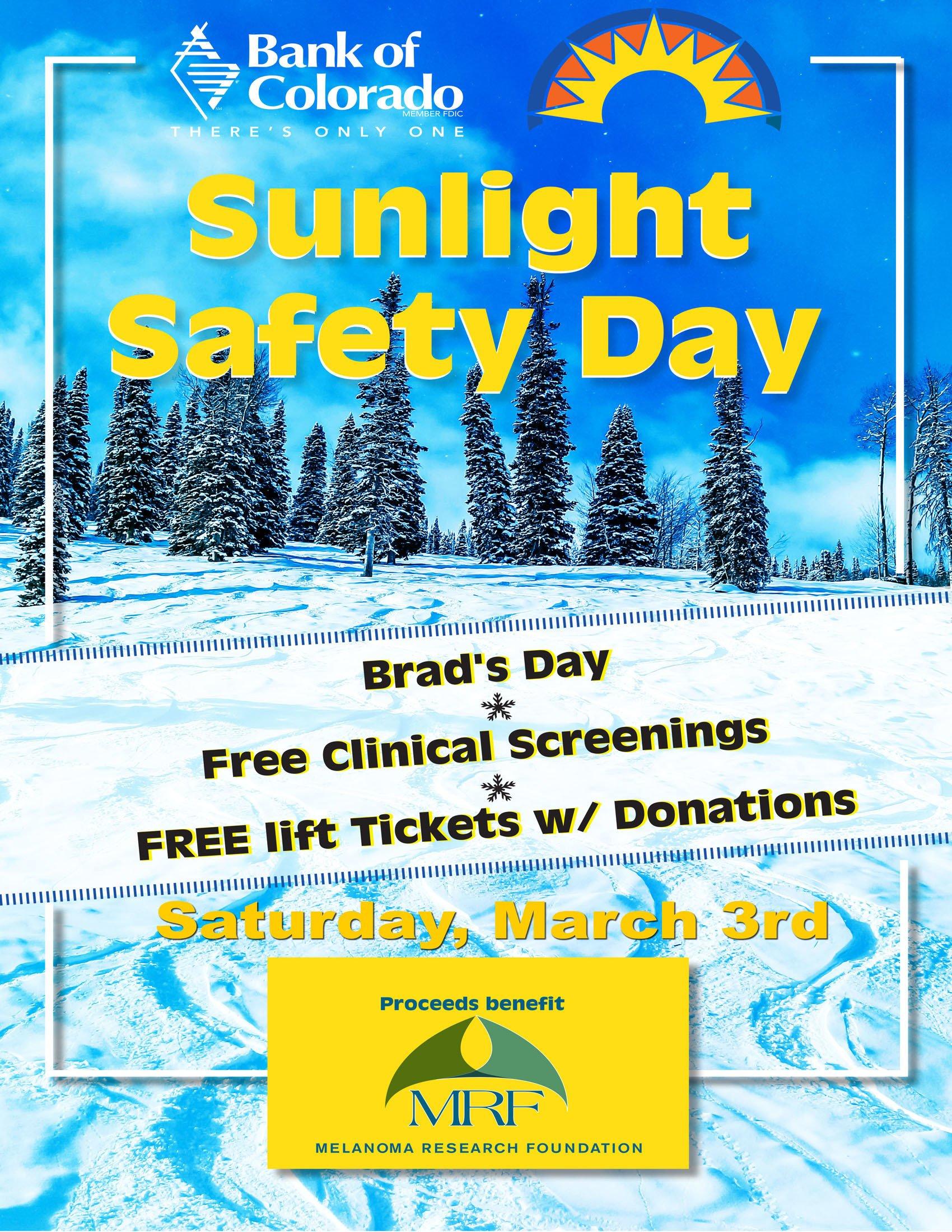 Safety/Brad's Day – The Sopris Sun