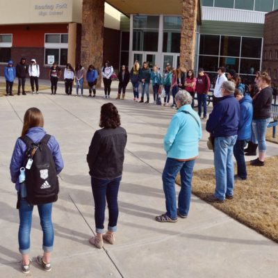 RFHS, Ross participate in National School Walkout thumbnail