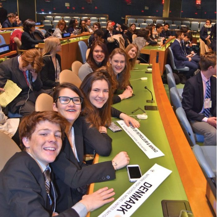 UN club helps cultivate model citizens at RFHS thumbnail