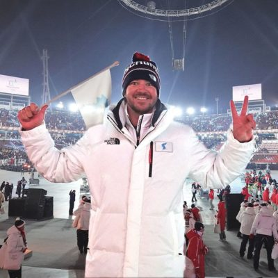 Peter Olenick returns home from coaching Korean ski team thumbnail