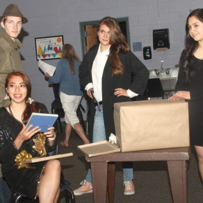 Drama returns to RFHS with whodunit thumbnail
