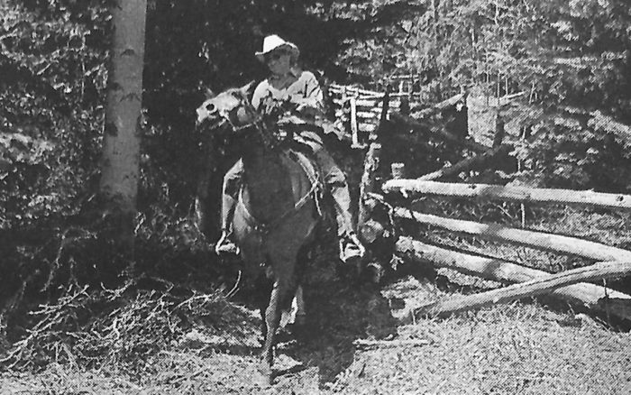 Page of the Past: Home on the range thumbnail