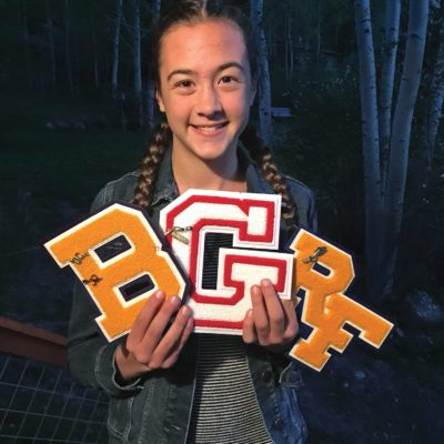 Three varsity letters at three different schools thumbnail