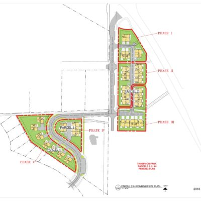 Increased density, smaller lots proposed for Thompson Park thumbnail