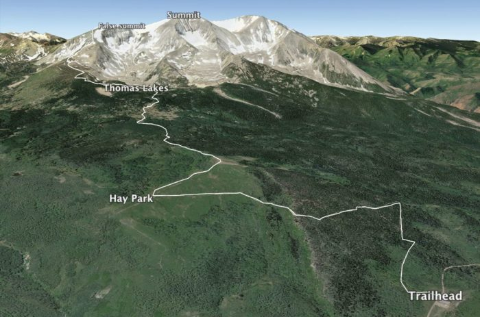 The Sun's guide to summiting Sopris thumbnail