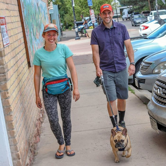 Former teacher builds her pack with dog-care business thumbnail