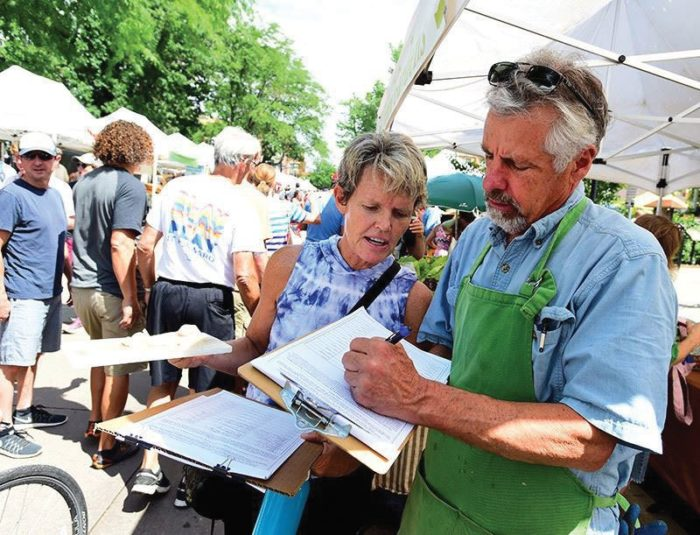 Fair sparks petitioning debate; Town of Carbondale decision expected thumbnail