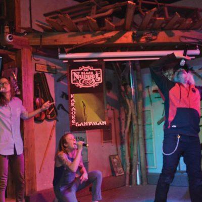 Enter Sandman, karaoke host with the most thumbnail