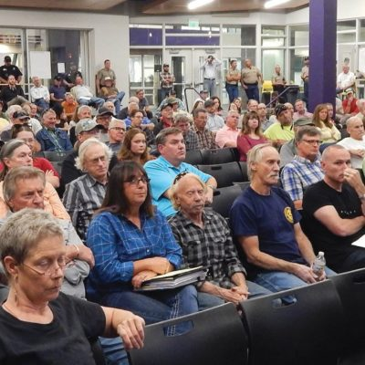 Shooting range's fate unclear as public discussion unfolds thumbnail