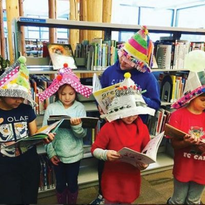 Basalt Library breaking down barriers to books thumbnail