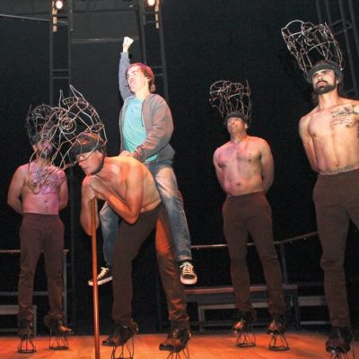 Thunder River Theatre's Equus – a galloping hit thumbnail