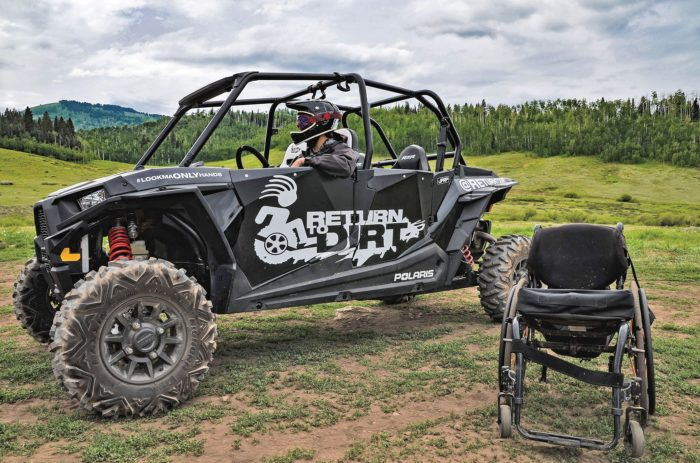 'Return to Dirt' brings accessibility to wilderness adventure thumbnail