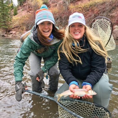 Casting for Recovery returns to Redstone for its third year of flyfishing thumbnail