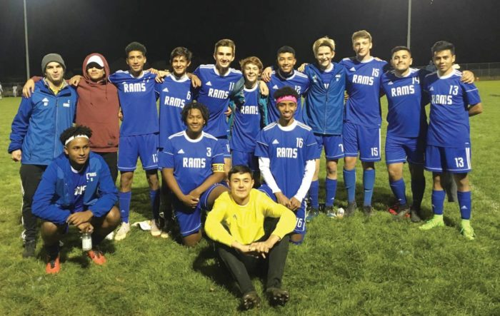 Roaring Fork soccer boys are top o' the league thumbnail