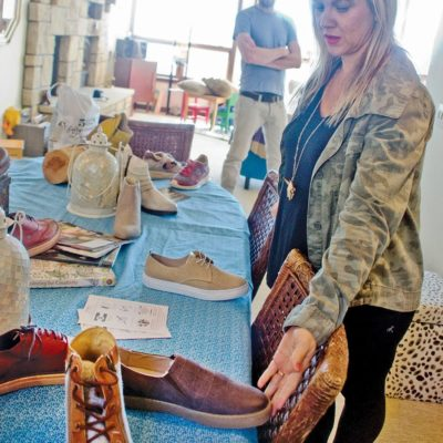 Local designer, continental craftsman come together at 5028 thumbnail