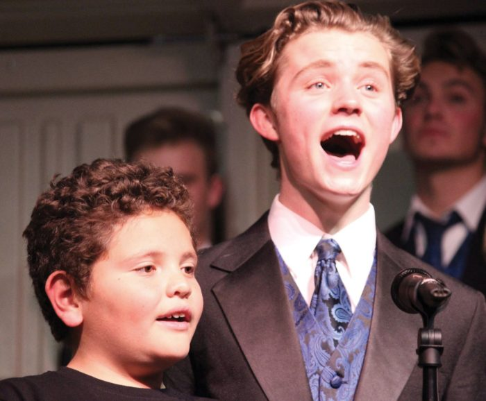 Roaring Fork performers take center stage thumbnail