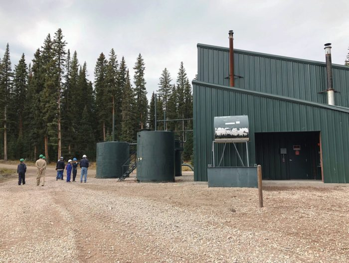 Two new wells slated for Wolf Creek thumbnail