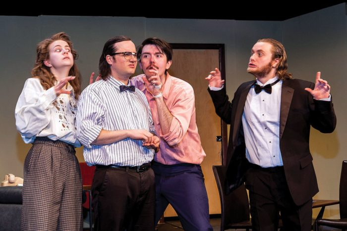 Comedy is serious business in Sopris Theatre's 'The Nerd' thumbnail